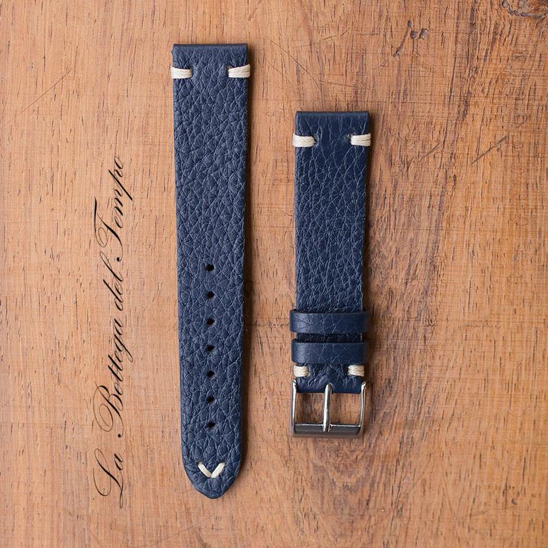 Piel de Ciervo M1 azul vintage 20mm
