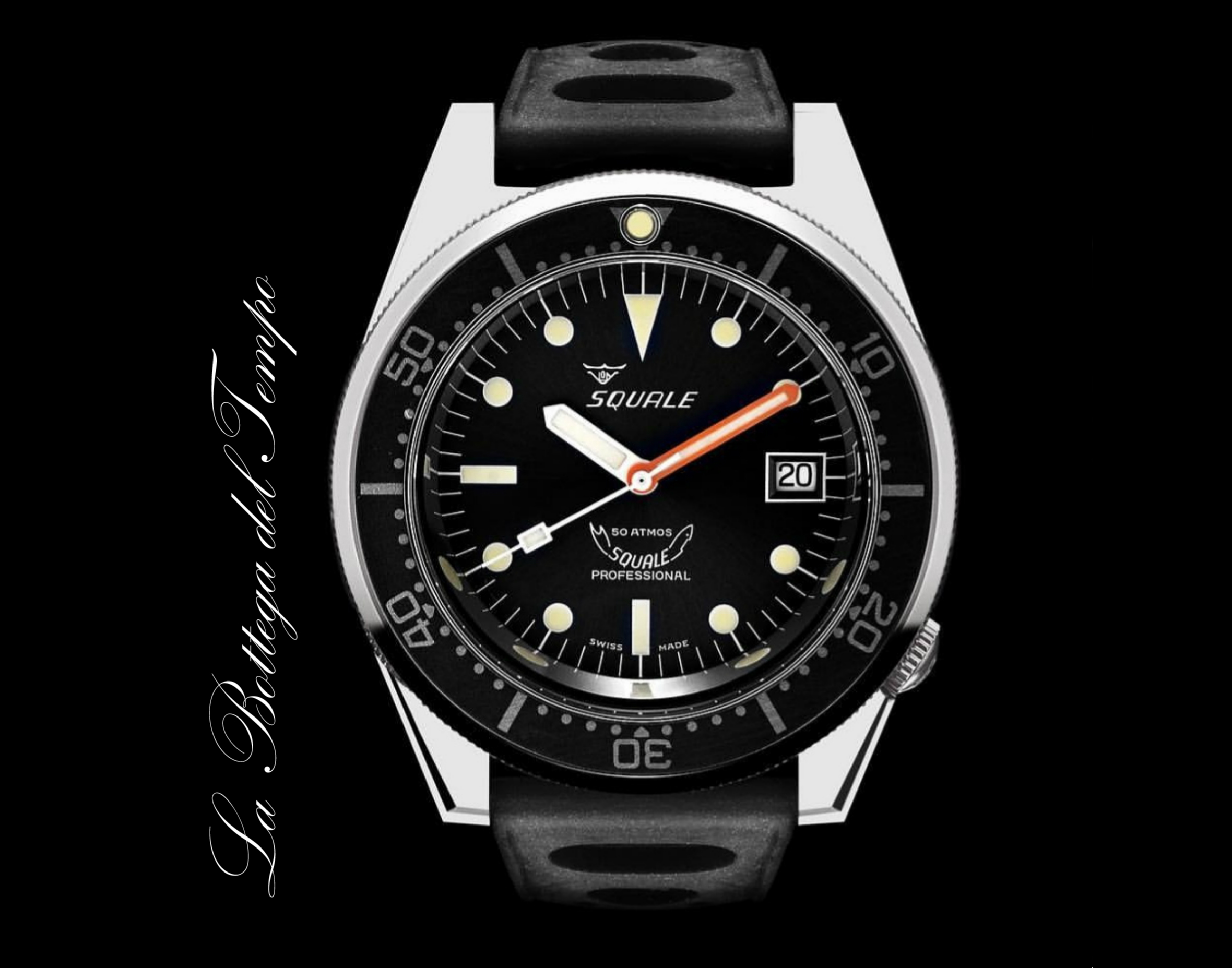 Squale Ref. 1521 – 026/A